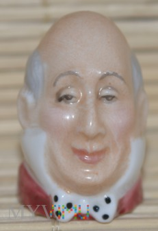 Naparstek -głowa/Mr. Micawber