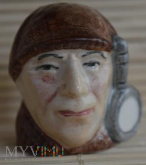 Naparstek -głowa/Sherlock Holmes