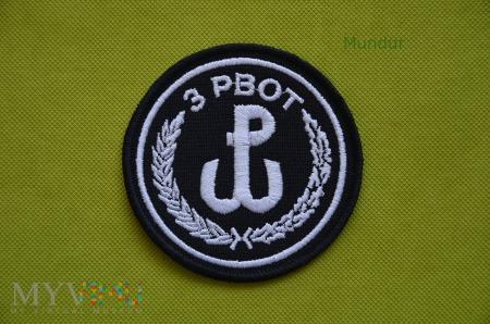 Oznaka rozpoznawcza 3PBOT
