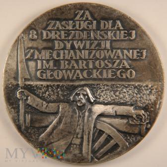 1972 - 30/72 - Za zasługi dla Drezdeńskiej Dywizji