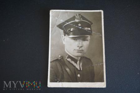 Na pamiątkę z wojska - Kraków 1946 r.
