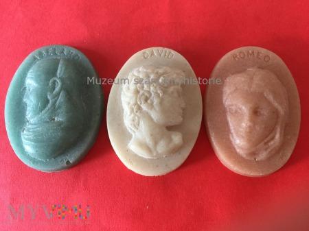 WHW (?) Abelard, Romeo, David