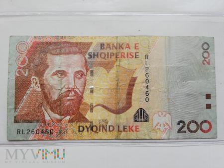 200 Leków - Albania