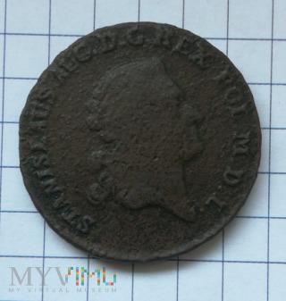 3 grosze 1769 Stanisław August Poniatowski