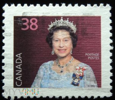 Kanada 38c Elżbieta II