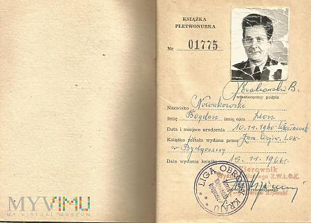 B.Nowakowski - Książka Płetwonurka