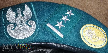 Porucznik 21 batalion logistyczny 21 BSP
