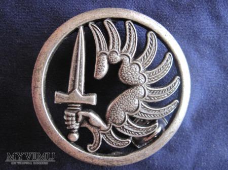 Odznaka TAP beret/srebrna I