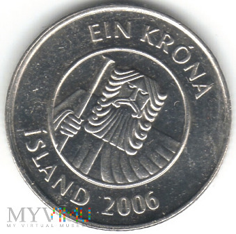 1 KRONA 2006