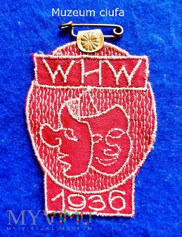 Karnawał-odznaka Whw