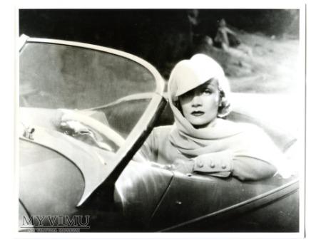 Marlene Dietrich Auburn 851 photo DESIRE