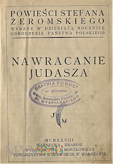S. Żeromski-Nawracanie Judasza.