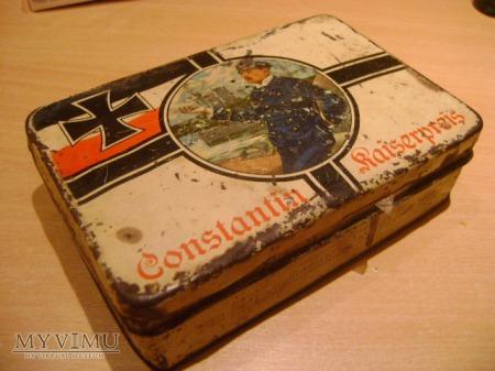 pudełko po cygarach