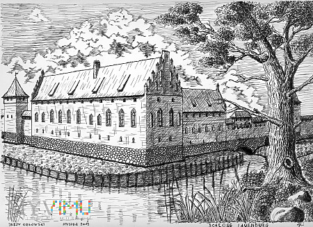 Zamek krzyżacki w Lęborku