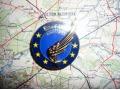 Odznaka - EUFOR Tchad/RCA