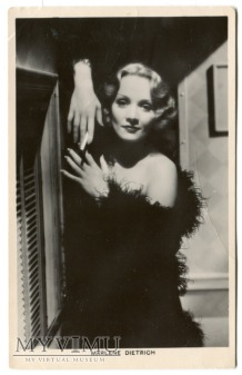 Duże zdjęcie Marlene Dietrich Picturegoer nr 645a