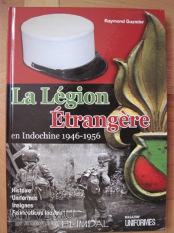Album Le legion Etrangere Indochine