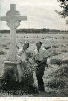 Bunte Filmbilder 1936 Paula Wessley DIE JULIKA