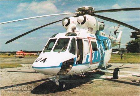 PZL W-3AS Sokół, SP-SUA