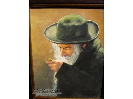 Duże zdjęcie Portret żyda