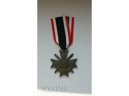 Kriegsverdienstkreuz II mit Schwertern