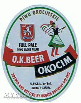 o.k.beer okocim