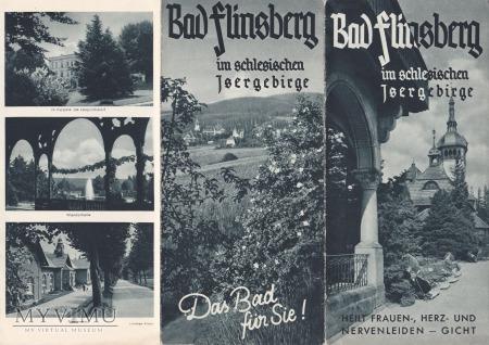 Duże zdjęcie Folder - Bad Flinsberg im schlesischen Isergebirge