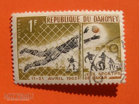 007. Republique Du Dahomey