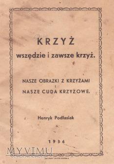 Broszura religijna z 1936.