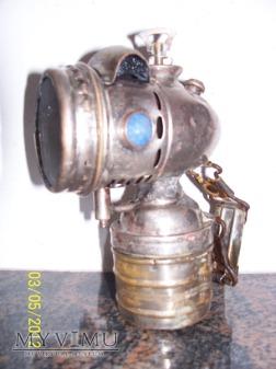 KARBIDOWA LAMPA ROWEROWA - OMEGA