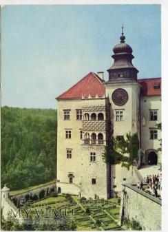 Pieskowa Skała od wschodu (zamek) - 1978 rok.