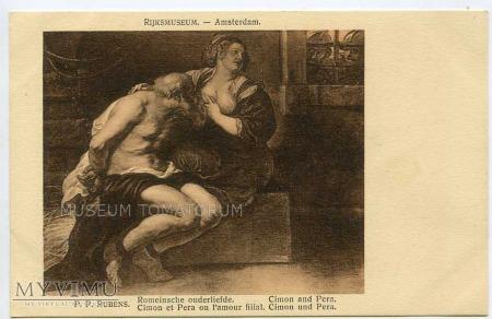 Rubens - Cymon i Pero