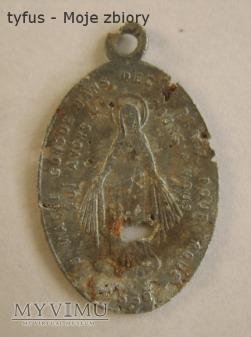 Cudowny Medalik Niepokalanego Poczęcia