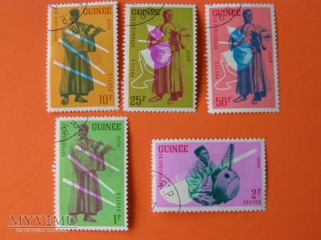 025. Republic de Guinee (Gwinea)