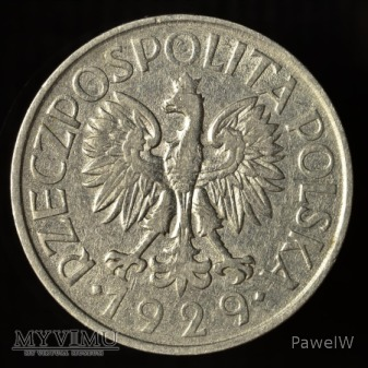 1929 1 zł