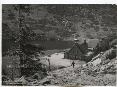 Karkonosze Samotnia 1962