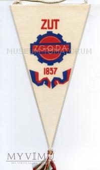 Proporczyk ZUT ZGODA - 1977