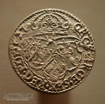 Szóstak mennica Kraków- 1627 r