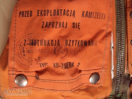 Kamizelka ratunkowa KR-7/seria 2