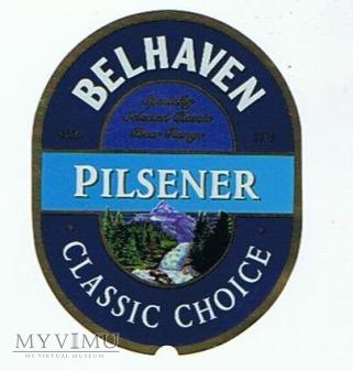 BELHAVEN pilsener classic choice