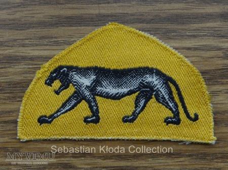 Oznaka 14 Wielkopolskiej Brygady Pancernej