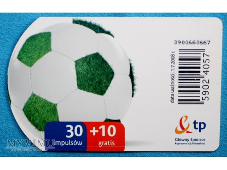 Zielona piłka
