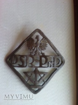 Odznaka P.S.R-PnP