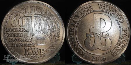 164. 60 Rocznica mordu 12 Żołnierzy KWP