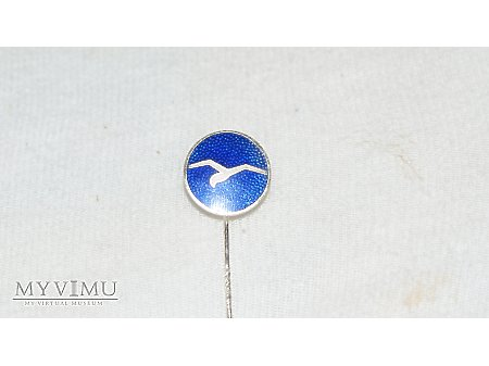Odznak pilota szbowcowego Typ A miniatura