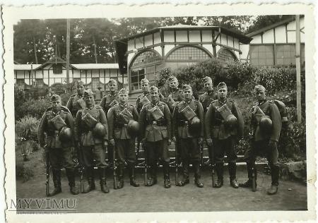 Żołnierze niemieccy Heer