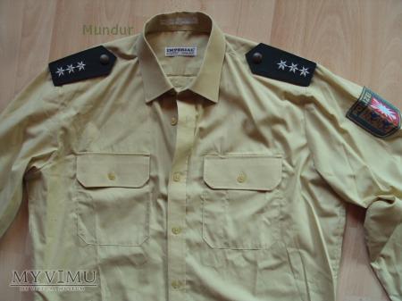 Polizei Schleswig Holstein - koszula służbowa