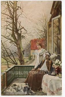Eichstadt - Wiosna - On i Ona