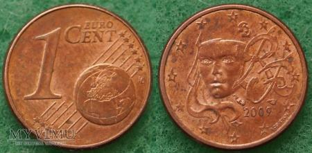 1 EURO CENT 2009