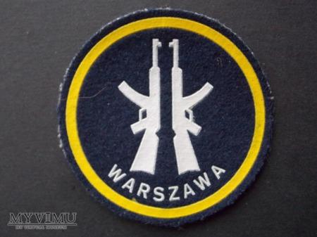 OBRONA TERYTORJALNA - WARSZAWA